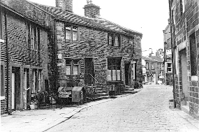 Old Picture Haworth