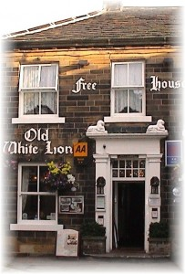 Old White Lion History