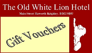 Gift Voucher in Haworth