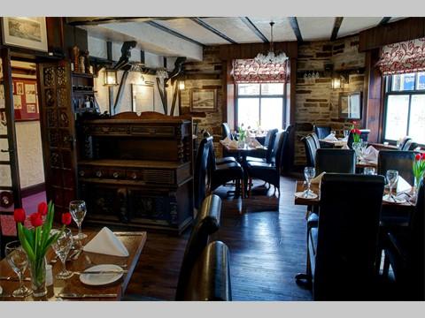 Gimmerton Restaurant at The Old White Lion Hotel